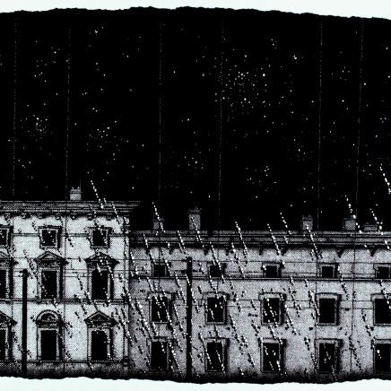 Nicolas Poignon, Nuit lumineuse, 2014