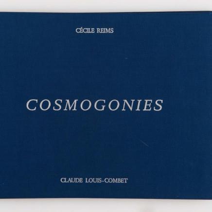 Cécile Reims, Cosmogonies - coffret, 1959, édition en 2002