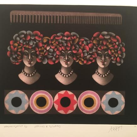 Mario Avati, Étoile et cocardes, 1971