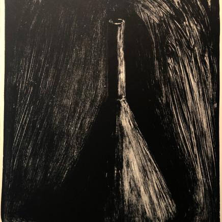 Jean-Baptiste Sécheret, Entonnoir (autoportrait), 1990