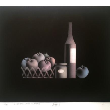Mario Avati, La Couleur vraie des pommes, 1987