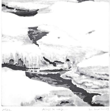 Maurice Maillard, Ainsi la neige, 2009