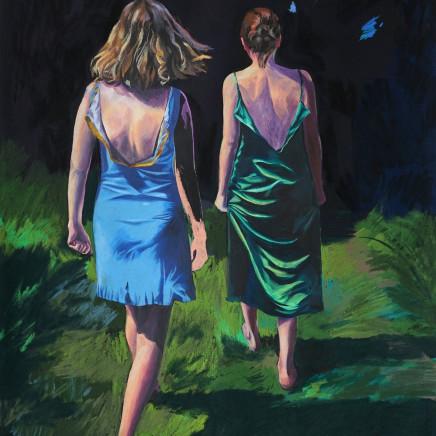 Lucile Piketty, Deux sœurs - II, 2019