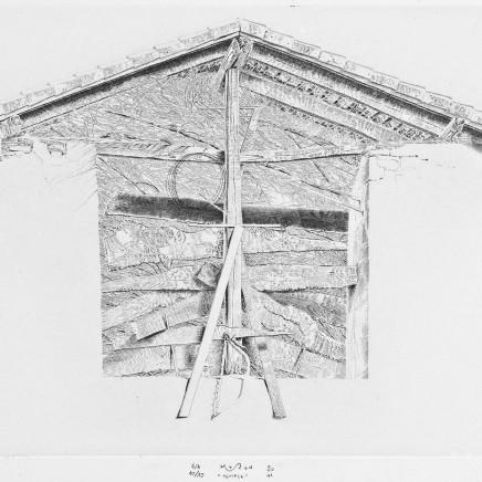 Jacques Muron, Temple, 2011