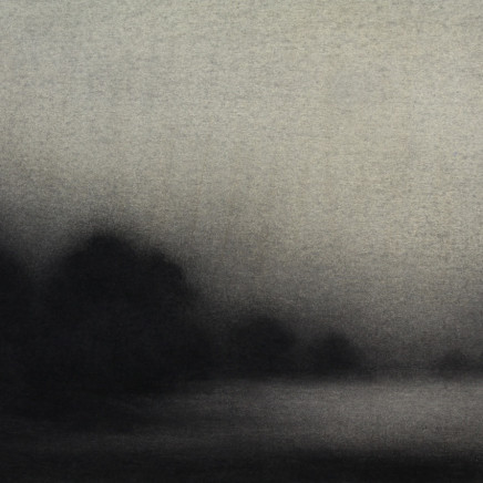Nicolas Poignon, Paysage sombre, 2011