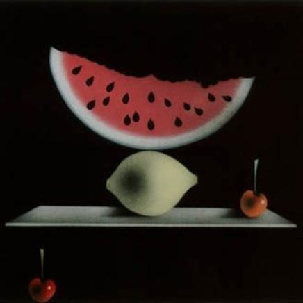 Mario Avati, La Passion des fruits, 1991