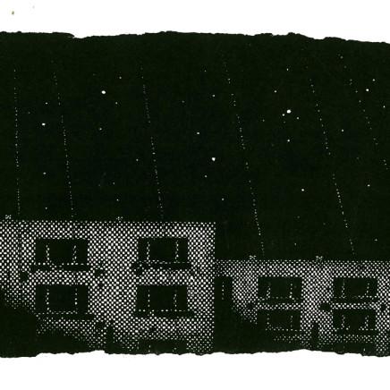 Nicolas Poignon, Nocturne - Etoiles, 2012