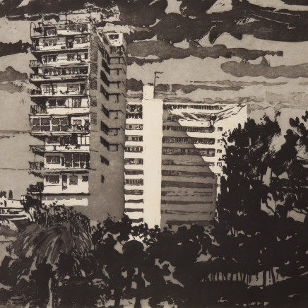 Charles-Élie Delprat, Palma de Mallorca, calle de Juan Miró, 2016