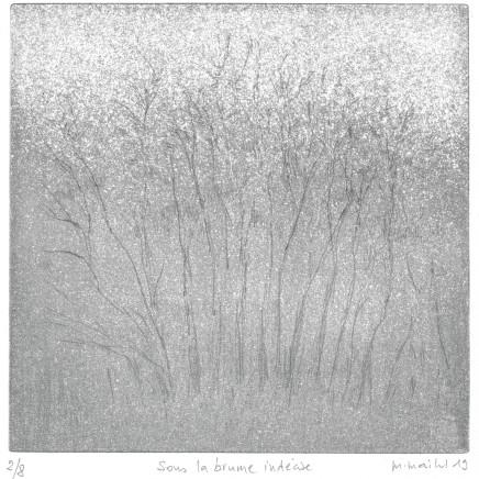 Maurice Maillard, Sous la brume indécise, 2019