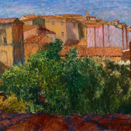 Martin Basdevant, Toits à Montpellier, 2019