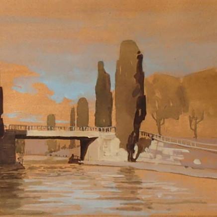 Nicolas Sage, Canal Saint-Martin, 2013