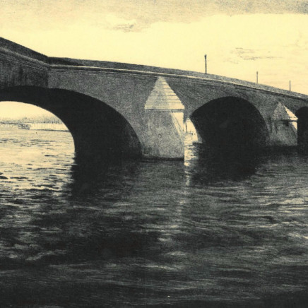 Jean-Baptiste Sécheret, Pont (Royal, Paris), 2006