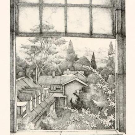 Érik Desmazières, Amherst (Nouvelle Angleterre), 1979