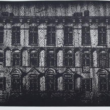 Nicolas Poignon, Nocturne-Facade, 2010