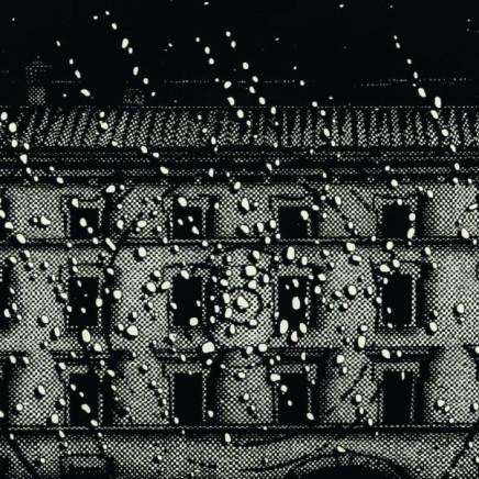 Nicolas Poignon, Pluie et fenêtres, 2014