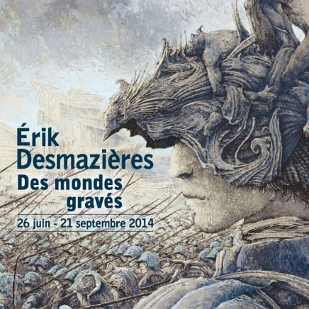 Érik Desmazières at the Musée de l'Hospice Comtesse, Lille