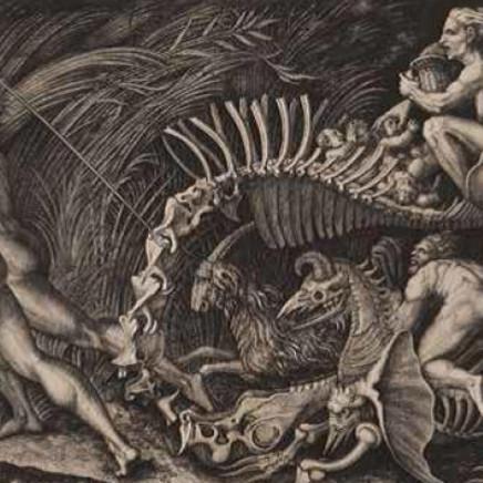 Sabbat et tentations, Dürer, Callot et Desmazières.