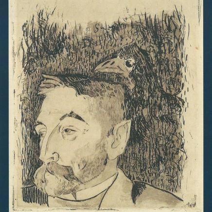 Très portraits - estampes de Dürer à Sécheret