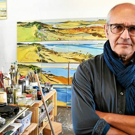 Pierre Collin élu à l'académie des Beaux-Arts