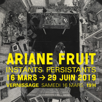 Exposition d'Ariane Fruit :