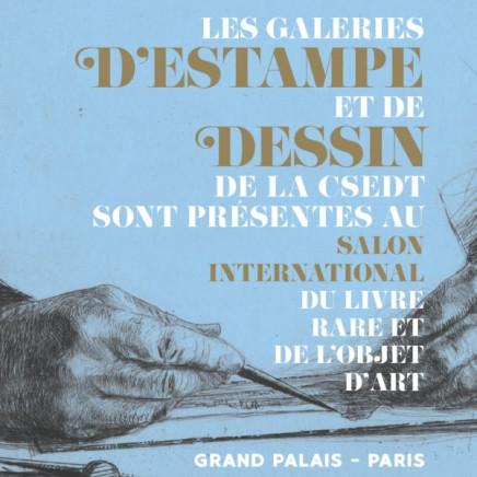 Salon International du Livre Rare & de l'Objet d'Art 2019