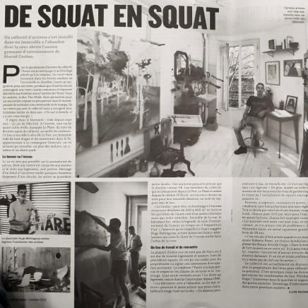 De squat en squat
