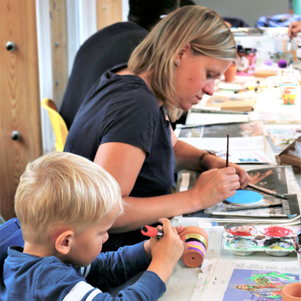 Free Family Day Crafternoons