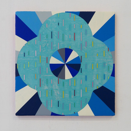 Ronnie Hughes - Overlap (1), 2019