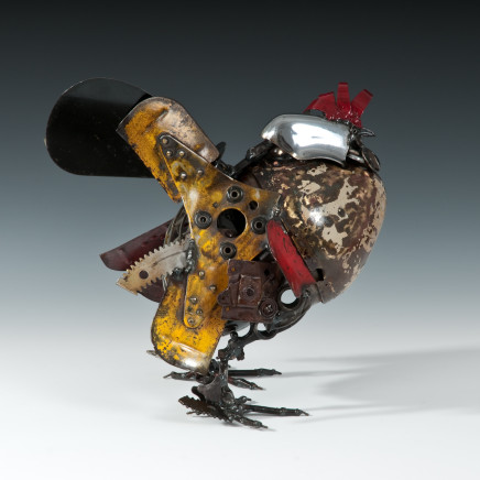 James Corbett - Colourful Bantam