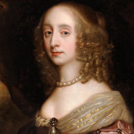 Sir Peter Lely - Miss Ada Gossett, Circa 1673