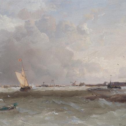 James Webb - Brill, Holland, 1882