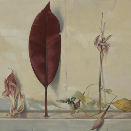 Susan Angharad Williams - Gold and Purple Lily