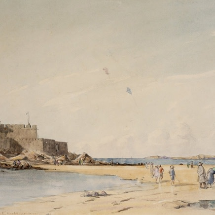 Martin Hardie - Saint-Malo, 1927