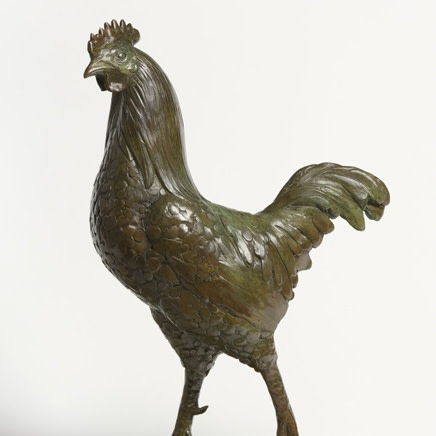 William Newton - Rooster, 2000