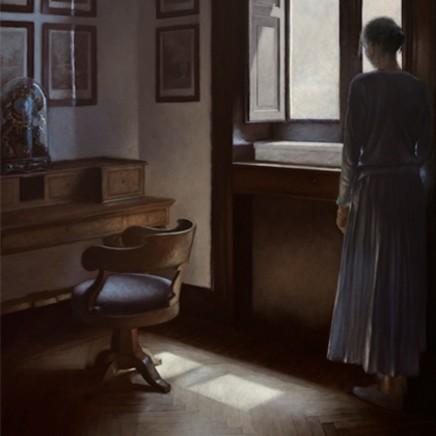 Geneviève Daël - Dans le Miroir