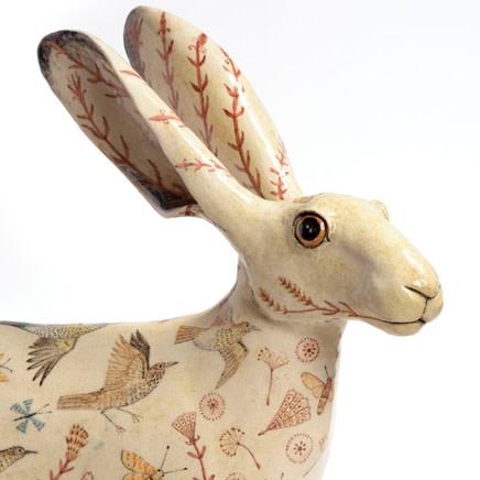 Georgina Warne - Boudica's Hare, 2018