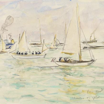 Paul Maze - Sailing Boats