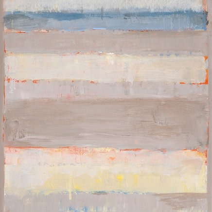 David Sorensen - Untitled (Blue and Gray Bars)