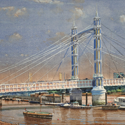 Jonathan Pike - Albert Bridge