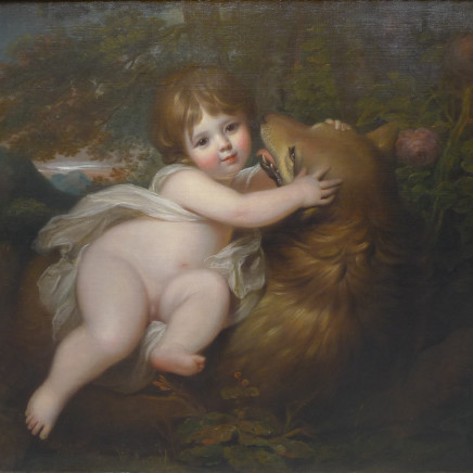 Maria Cosway - Lord Melbourne as a child