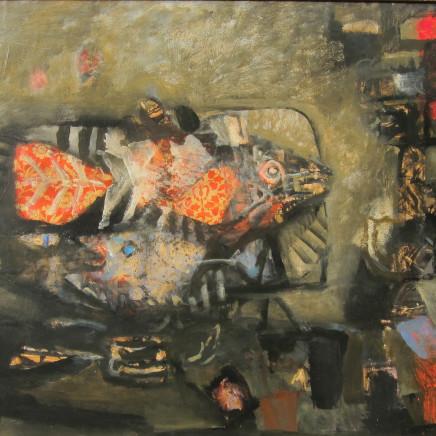 Antoni Clave - Fish