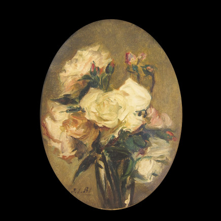 Jacques-Emile Blanche - Bouquet of Roses