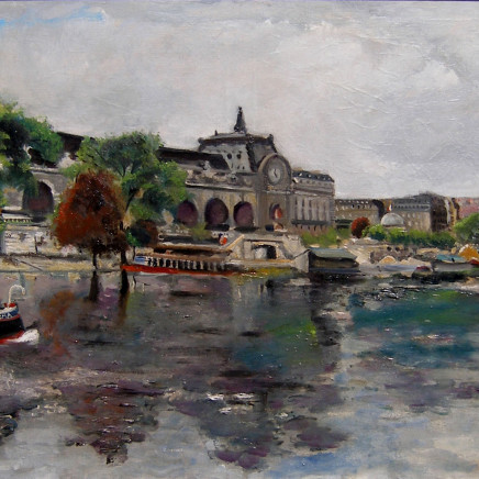 Lucien Adrion - Musee d'Orsay, Paris