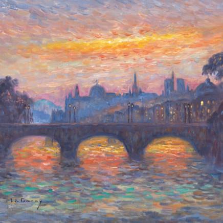 Isabelle de Ganay - Paris le nuit