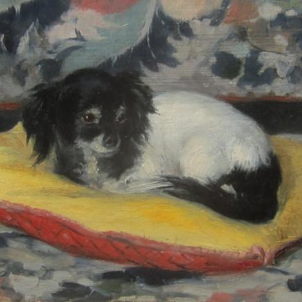 Karl George Arsenius - Le petit chien