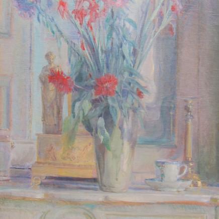 Adrian Karbowsky - Flowers in a vase