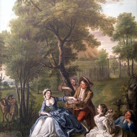 Petrus Johannes Van Reysschoot - Fete Champetre