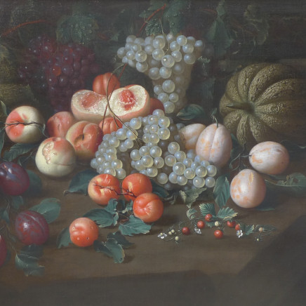 Johan Rosenhagen - Study of exotic fruits