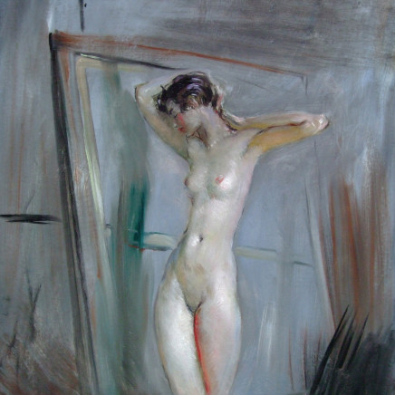 Jean Gabriel Domergue - Nude