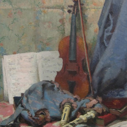 Paul Jean Hughes - The Violin